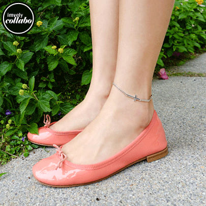 [IMVELY X IMFRICA] Cross Accent Anklet