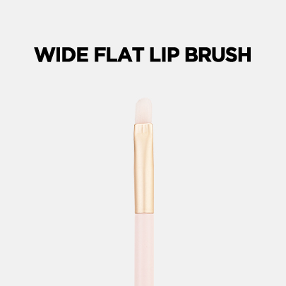 VELY VELY Wide Flat Lip Brush
