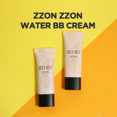 VELY VELY ZZON ZZON Water BB Cream