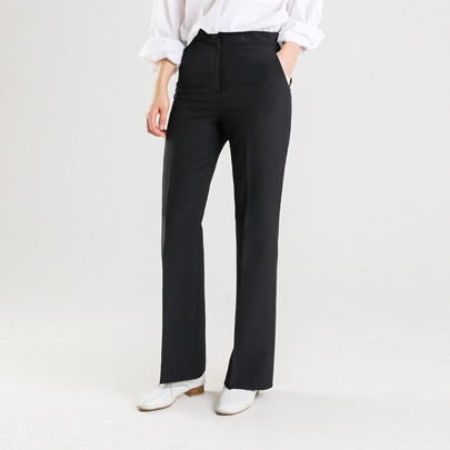 Elasticated Waist Tailored Pants
