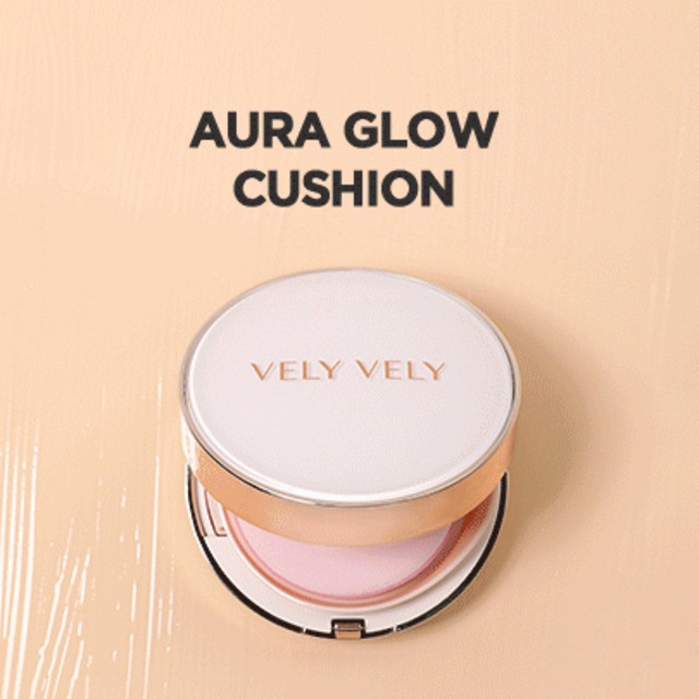 VELY VELY Aura Glow Cushion [Single]