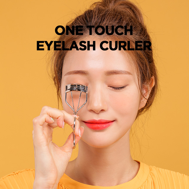 VELY VELY One Touch Eyelash Curler