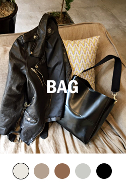 Black Strap Tote Bag