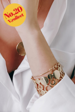 [V,Collect] No,20 Love Ring Bangle