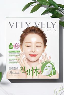Vely Vely Soothing Mask