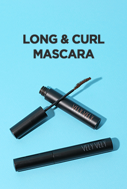 VELY VELY Lash Up Long & Curl Mascara