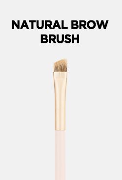 VELY VELY Natural Brow Brush