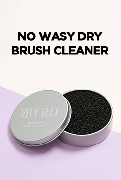 VELY VELY No Wash Dry Brush Cleaner