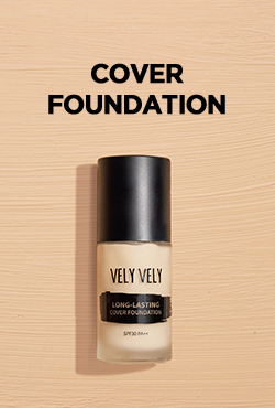 VELY VELY Long-Lasting Cover Foundation