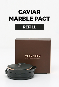 VELY VELY Caviar Marble Pact Refill