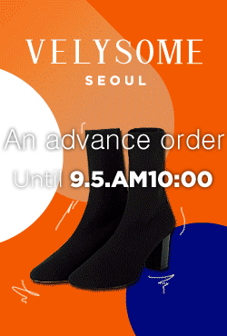 [VELYSOME] Round Toe Mid-Calf Knit Boots
