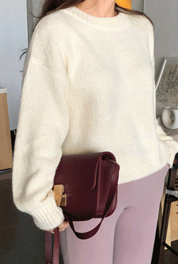 Woolen Loose Fit Sweater
