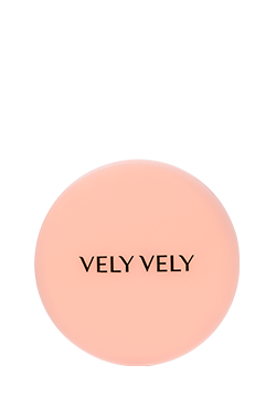 VELY VELY Pink Peeling Pads Portable Case
