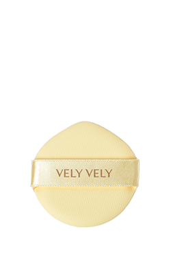 VELY VELY Honey Glow Coating Puff [5EA]
