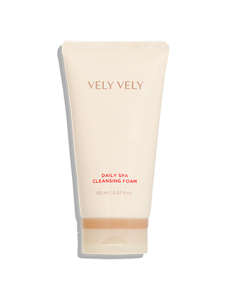VELY VELY Daily Spa Cleansing Foam