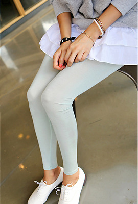 Solid Tone Leggings