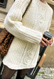Longline Chunky Knit Sweater